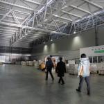 日本通運の倉庫